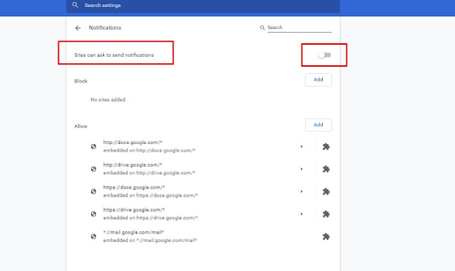 Menghilangkan Iklan di Google Chrome