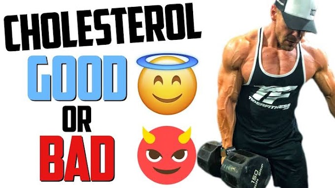 Mediterranean diet & Cholesterol