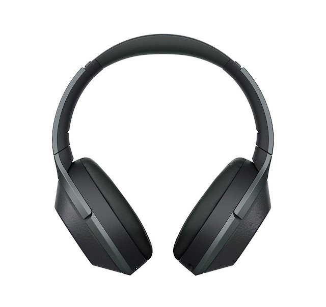 Sony WH-1000XM2 Wireless Noise Cancelling Stereo Headphones Black