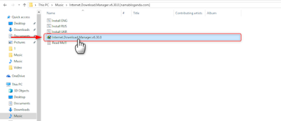 Kau OPS - Instal IDM Full Versi Tanpa Registrasi Bagian 1
