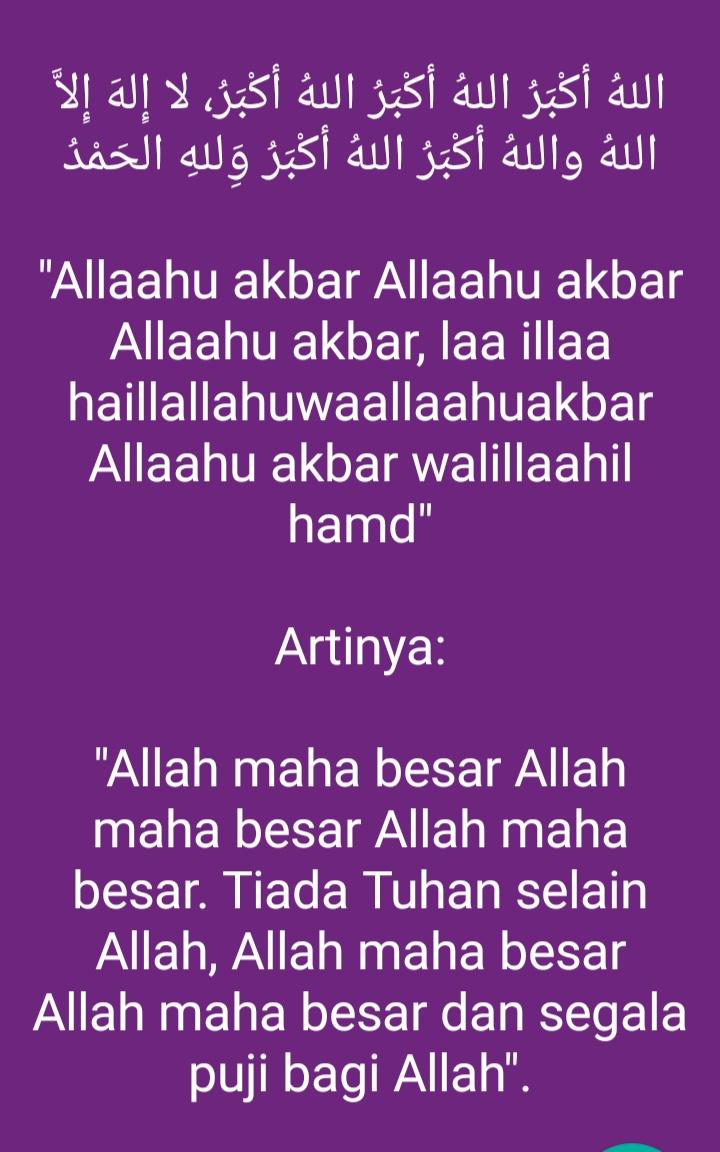 Download Takbiran Mp3