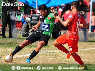 José Vargas debutó en el profesionalismo con Oriente Petrolero - DaleOoo