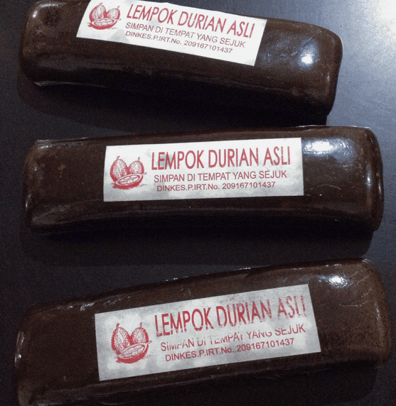 Dodol Durian Jambi