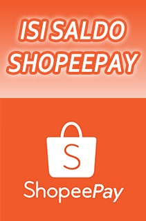 Isi Saldo Shopee Pay