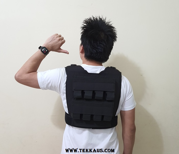 GravGear Weighted Vest Package Price Compare