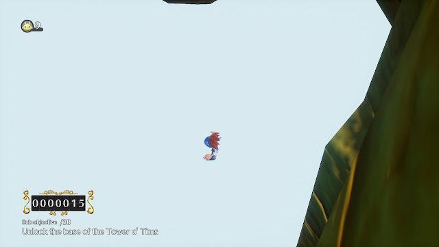 BALAN WONDERWORLD suicide jumping off Island of Tims