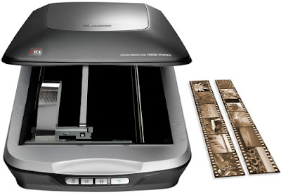 Epson Perfection V500 Photo Scanner Driver Download