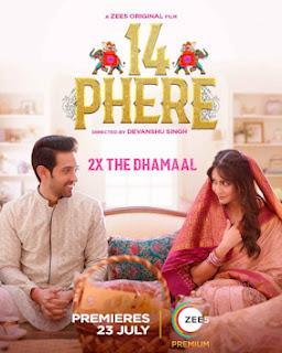 14 phere 2021 Full Movie Download