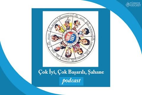 Çok İyi, Çok Başarılı, Şahane Podcast
