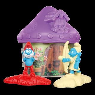 МакДональдс игрушки Хеппи Мил, весна 2017 года
