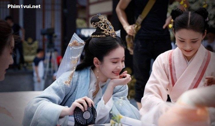 Phim Bạch Phát Vương Phi Trung Quốc 2019