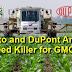PERIGO: Monsanto e DuPont anunciam novo herbicida para cereais OGM