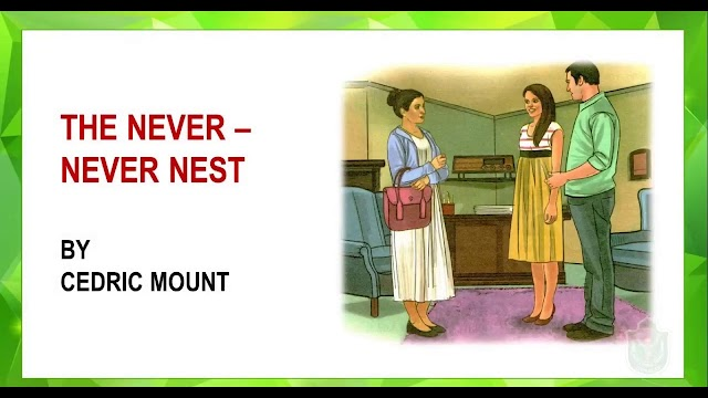 Summary of  Never Never Nest by Cedric Mount