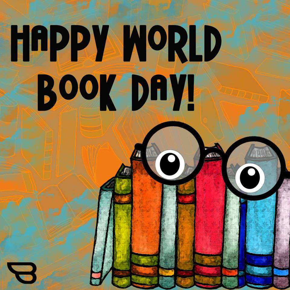 World Book Day Wishes Lovely Pics