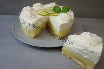 Torcik limonka