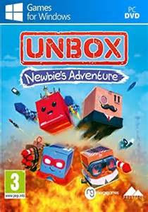 Unbox Newbies Adventure