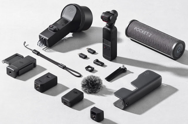 DJI Pocket 2 Accessories, DJI Osmo Pocket 2 Philippines