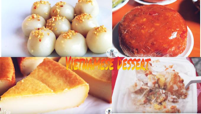 Vietnamese Lunar New Year Desserts (Tet Festival Desserts)