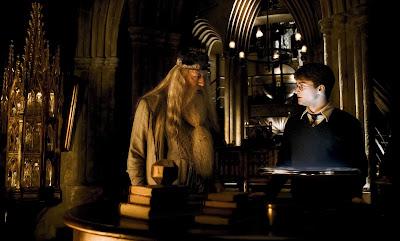 Дъмбълдор и Хари Потър - Албус Дъмбълдор - Хари Потър и нечистокръвния принц