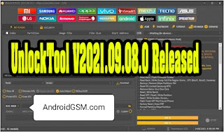 Setup File V2021.09.08.0 Released Unlock Tool Latest Update 2021 Free Download To AndroidGSM