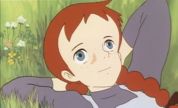 Cineluk anna dai capelli rossi un amica speciale
