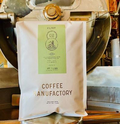 Coffee manufactory Los Angeles - Best Coffee Shops in America - Top 9 Coffee store you all must visit in America