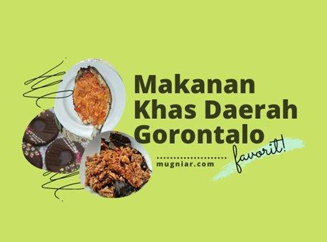 Makanan Khas Daerah Gorontalo Favorit