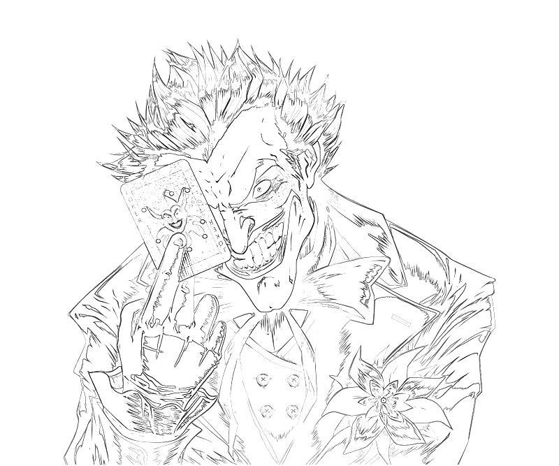 Batman Arkham City The Joker Face | Tubing