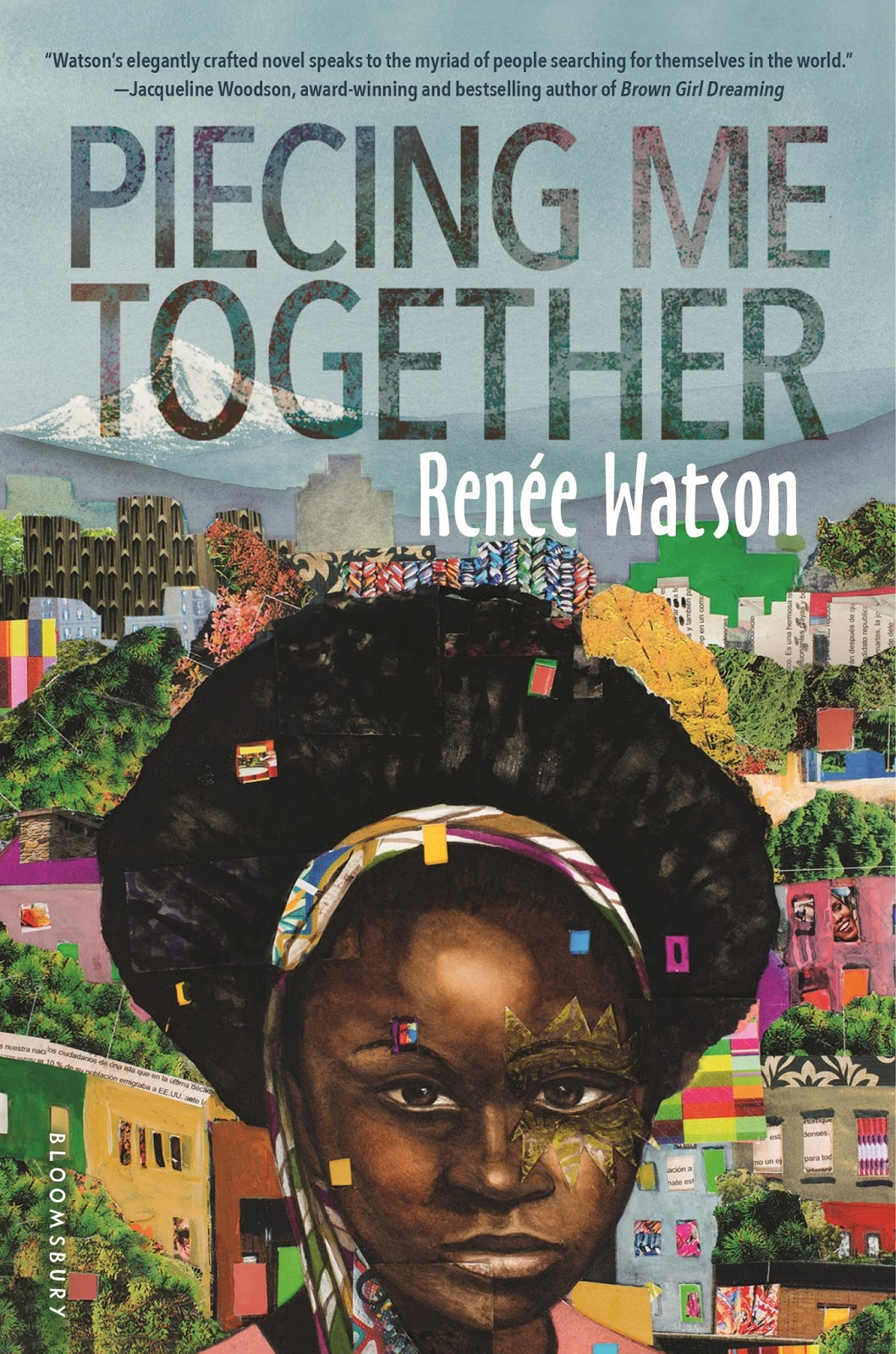 LibrisNotes: Piecing Me Together by Renee Watson
