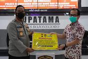Antisipasi Kejahatan Terhadap Nasabah, Polres Bojonegoro Gelar Rapat Koordinasi Dengan Pimpinan Bank Se Kabupaten Bojonegoro