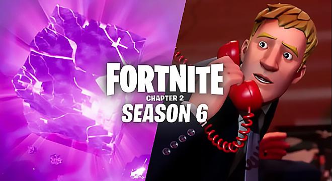 When Does Fortnite Season 6 Start? End Date Season 5 Chapter 2