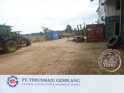 FOTO 2 : PT. Terusmaju Gemilang di Bangka