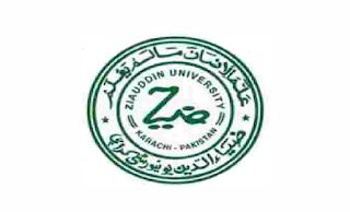 Ziauddin University Jobs 2021 in Pakistan