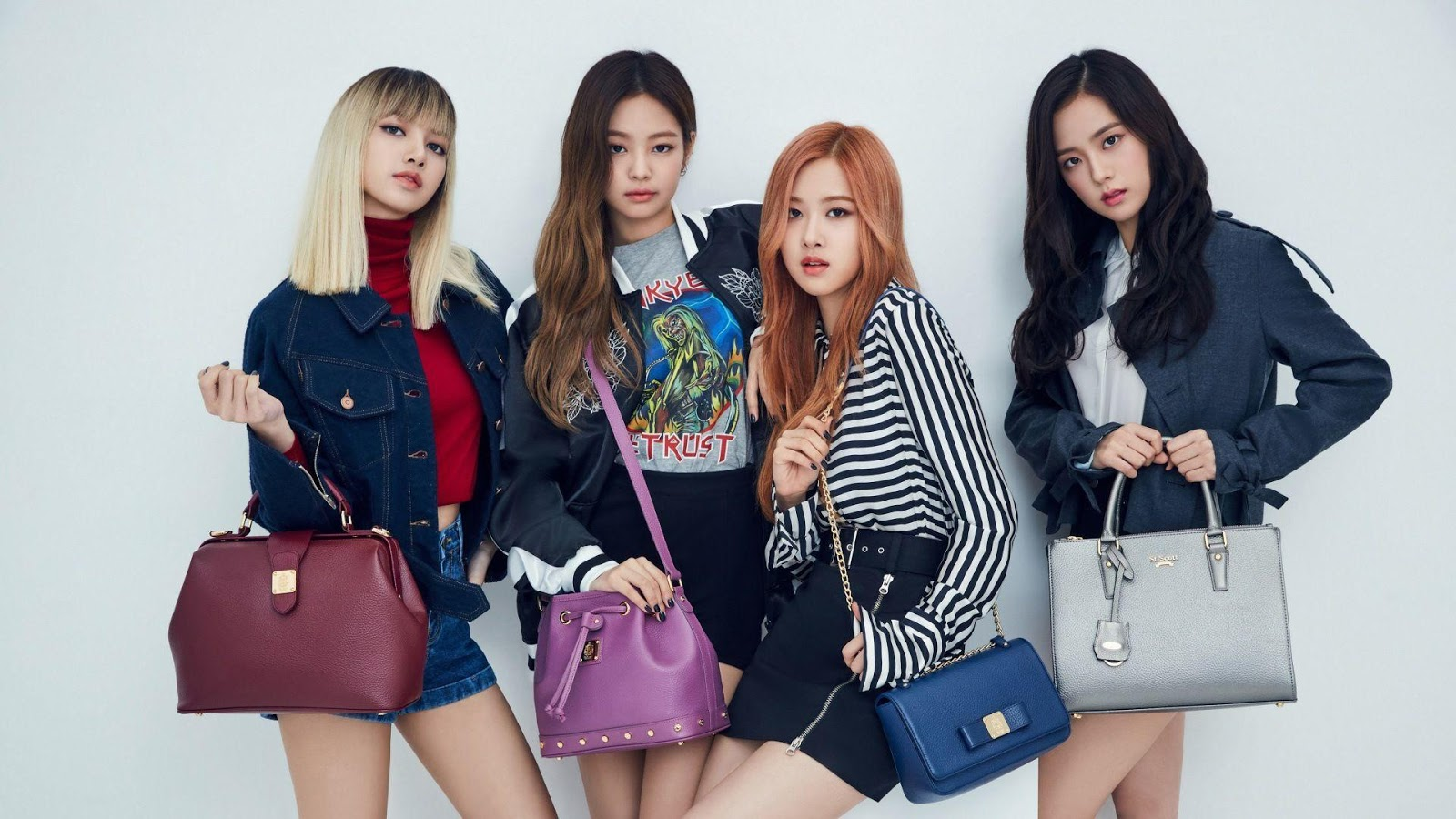 Blackpink Group Photo Collection