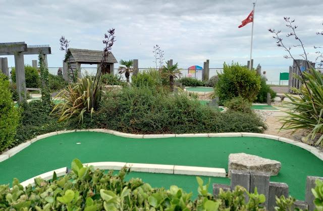 Greensward Adventure Golf in Clacton-on-Sea, Essex