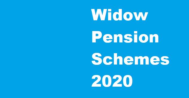 vidhwa pension yoajan 2020