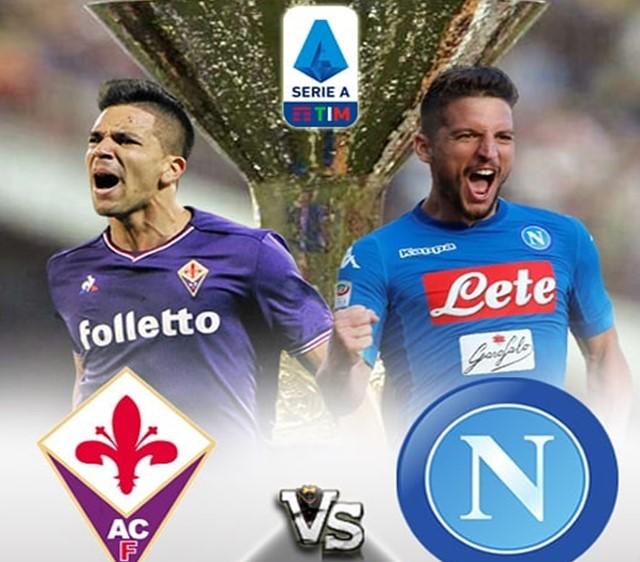 Fiorentina Vs Napoli - IGvegas.bet
