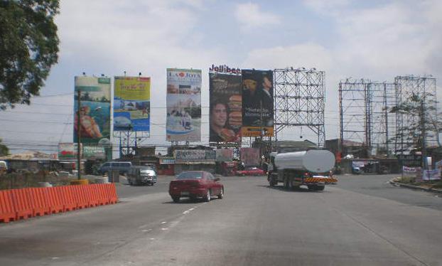 Sta. Rosa, Laguna Exit Billboards
