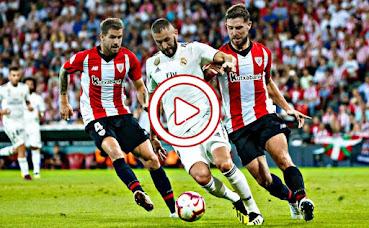 ريال مدريد ضد أتلتيكو بلباو