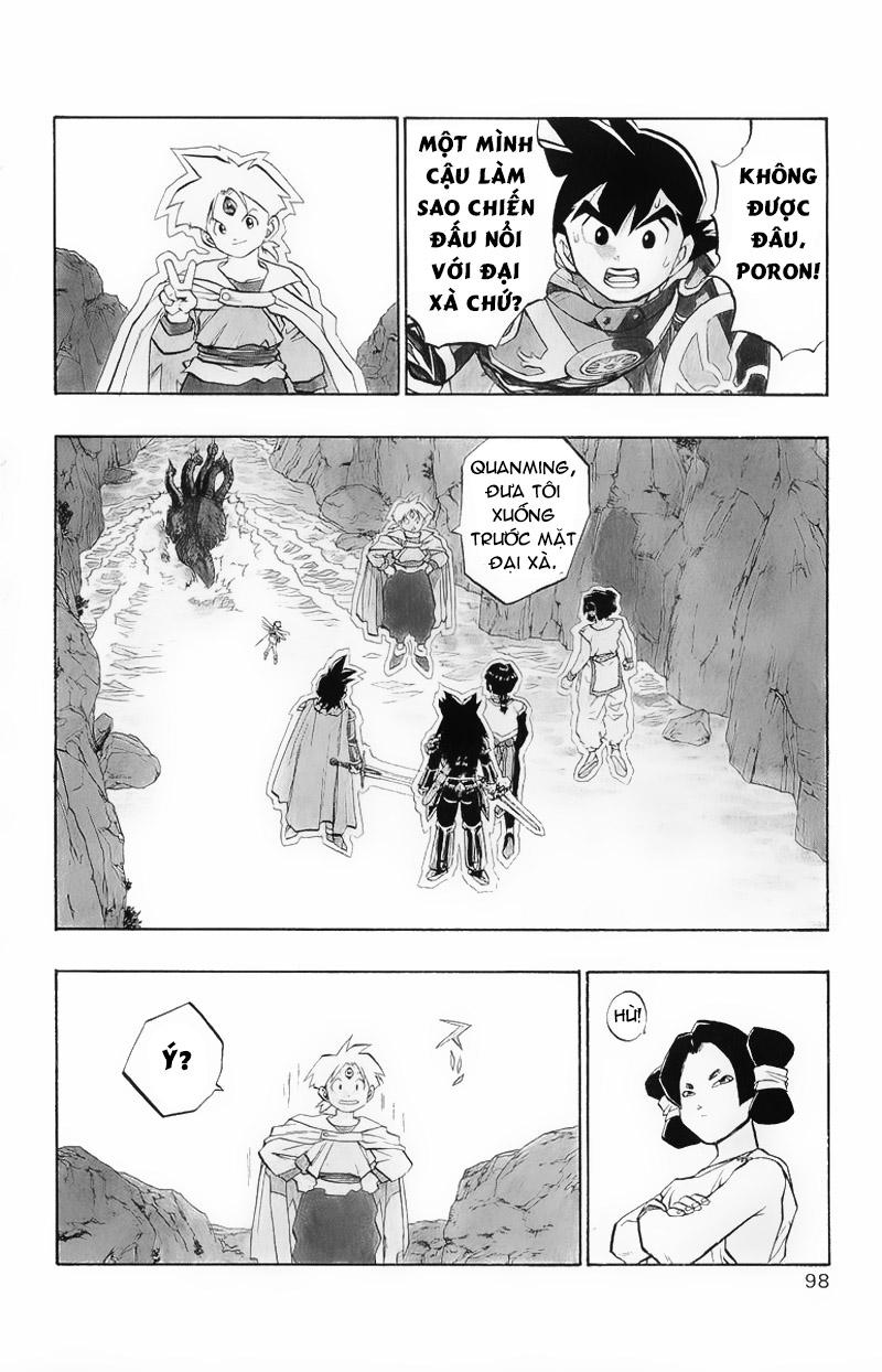 Dragon Quest: Emblem of Roto chapter 43 trang 3