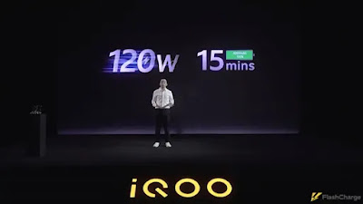 iQoo Reveals Latest 120W Fast Charge Technology, New Phone Is Anticipated In August