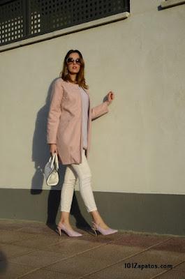 Zapatos para Pantalón Blanco