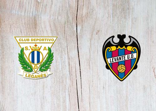 Leganes vs Levante -Highlights 5 October 2019