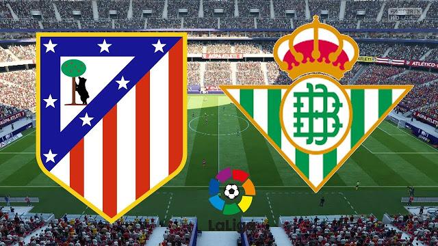 بث مباشر مباراة أتلتيكو مدريد وريال بيتيس