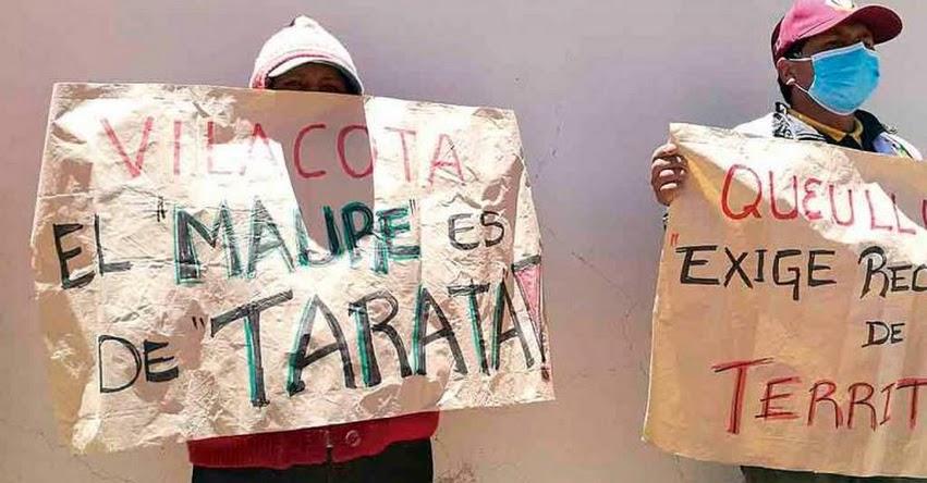 COMUNIDADES ALTOANDINAS DE TACNA SIN EDUCACIÓN: Padres de familia reclaman carencia de internet, radio y televisión peruana