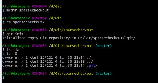 DataGenX - Atul's Blog: github