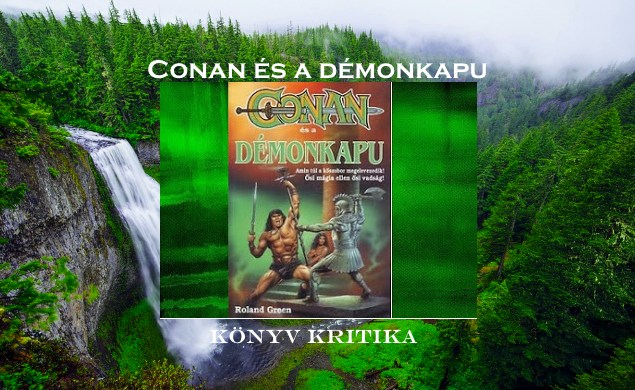 Conan és a démonkapu könyv kritika