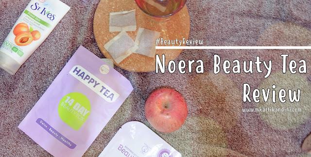 Noera Happy Tea Beauty Tea Review