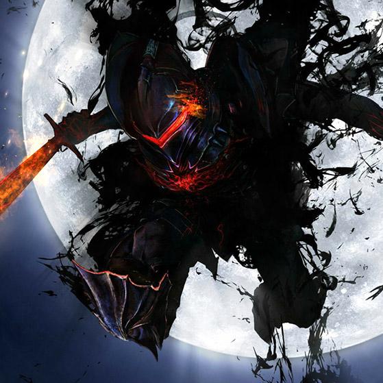 Demon Ninja Wallpaper Engine