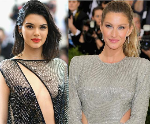 Kendall Jenner ends Gisele Bundchen's 16 year reign as World's Highest-Paid Model